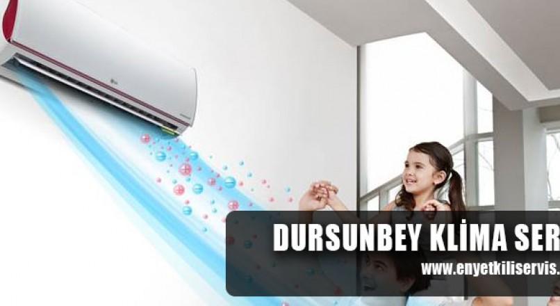 Dursunbey Klima Servisi