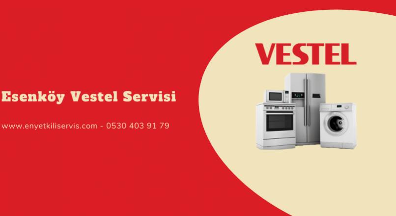 Esenköy Vestel Servisi