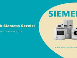 Çınarcık Siemens Servisi
