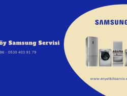 Çiftlikköy Samsung Servisi