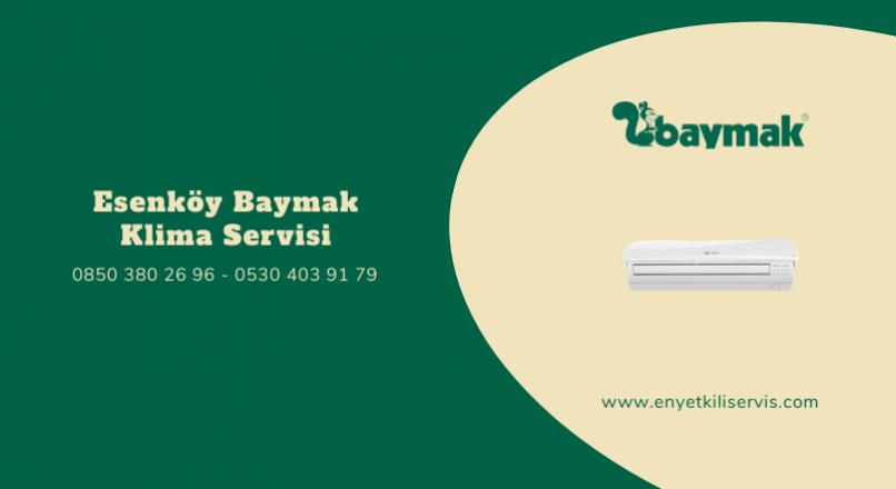 Esenköy Baymak Klima Servisi