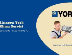 Altınova York Klima Servisi