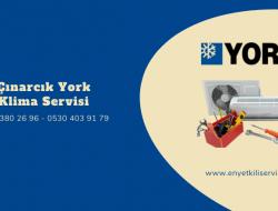 Çınarcık York Klima Servisi