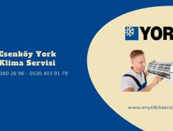 Esenköy York Klima Servisi