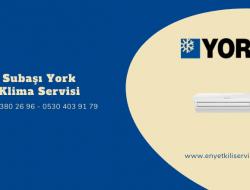 Subaşı York Klima Servisi