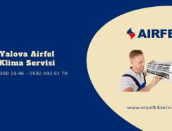 Yalova Airfel Klima Servisi