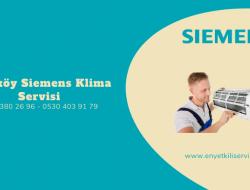 Esenköy Siemens Klima Servisi