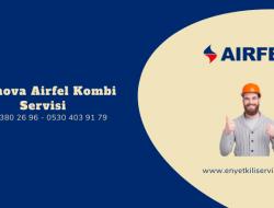 Altınova Airfel Kombi Servisi