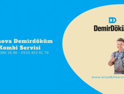 Altınova Demirdöküm Kombi Servisi