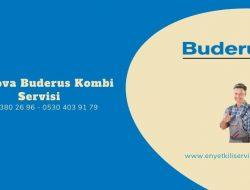 Altınova Buderus Kombi Servisi