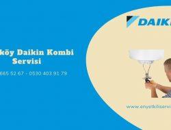 Esenköy Daikin Kombi Servisi