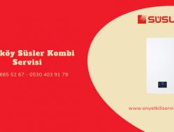 Esenköy Süsler Kombi Servisi