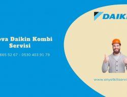 Yalova Daikin Kombi Servisi